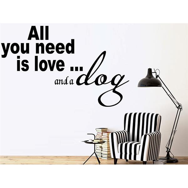 ALL YOU NEED İS LOVE AND A DOG 1425