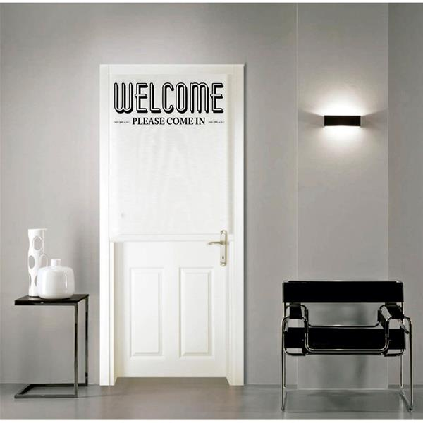 WELCOME PLEASE COME IN 1428